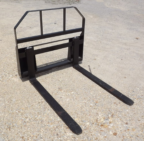 Quick Attach Pallet Forks » Darrell Harp Enterprises, Inc