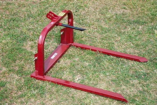 Hay Handling Equipment » Darrell Harp Enterprises, Inc